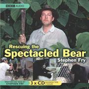 Cover of: Rescuing the Spectacled Bear