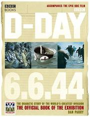Cover of: D-Day | Dan Parry