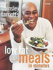 Cover of: Low-fat Meals in Minutes