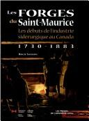 Cover of: Les Forges du Saint-Maurice