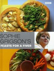 Cover of: Sophie Grigson's Feasts for a Fiver