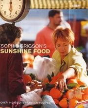 Cover of: Sophie Grigson's Sunshine Food