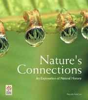 Cover of: Nature's connections