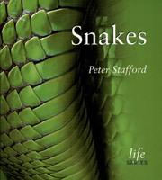 Cover of: Snakes | Peter Stafford