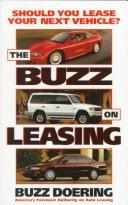 Cover of: The buzz on leasing