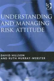 Cover of: Understanding And Managing Risk Attitude | David Hillson