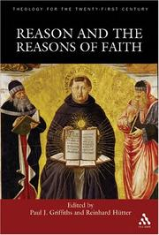 Cover of: Reason and the reasons of faith