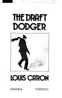 Cover of: The draft dodger