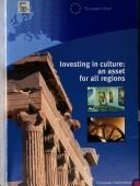 Cover of: Investing in culture | European Commission.