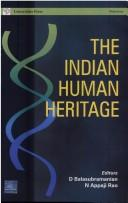 Cover of: The Indian human heritage