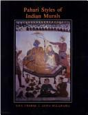 Cover of: Pahāṛi styles of Indian murals