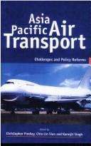 Cover of: Asia Pacific air transport |