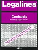 Cover of: Contracts | Jonathan Neville