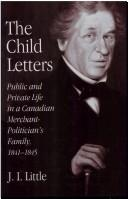 Cover of: The Child letters