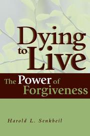 Cover of: Dying to live
