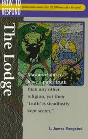Cover of: The Lodge