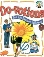 Cover of: Do-Votions | Linda Bredehoft