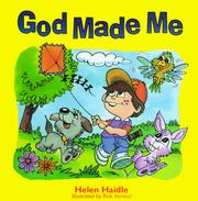 Cover of: God made me