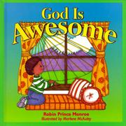 Cover of: God is awesome