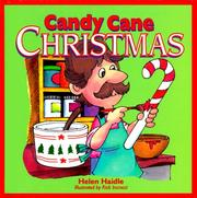 Cover of: Candy cane Christmas