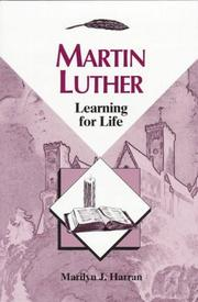 Cover of: Martin Luther