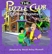 Cover of: The Puzzle Club Easter adventure
