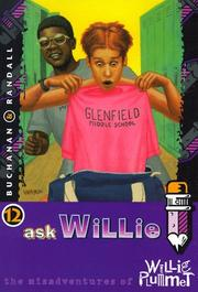 Cover of: Ask Willie | Buchanan, Paul