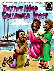 Cover of: Twelve who followed Jesus | Sarah Fletcher