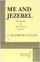 Cover of: Me and Jezebel