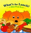 Cover of: What's for Lunch?