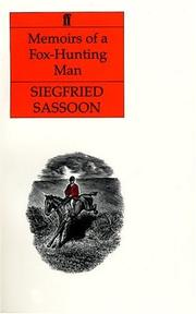Cover of: Memoirs of a Fox-Hunting Man