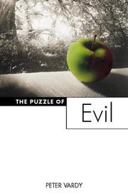Cover of: The puzzle of evil