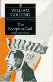 Cover of: Scorpion God, the