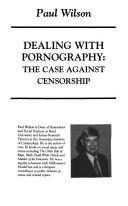 Cover of: Dealing with pornography