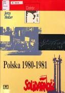 Cover of: Polska 1980-1981
