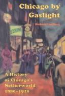 Cover of: Chicago by gaslight | Richard Lindberg