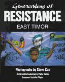 Cover of: Generations of resistance