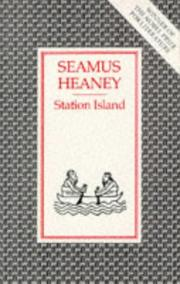 Cover of: Station Island