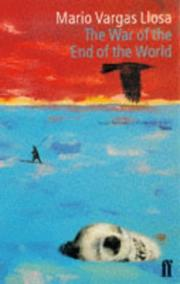 Cover of: The war of the end of the world