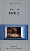 Cover of: Víctor Erice