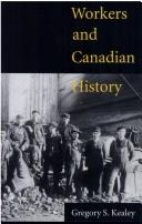 Cover of: Workers and Canadian history