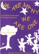 Cover of: We are many, we are one