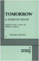 Cover of: Tomorrow