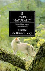 Cover of: Cats--naturally