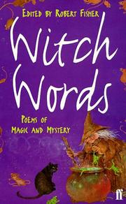 Cover of: Witch Words |