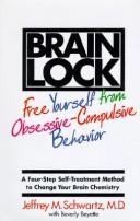 Cover of: Brain lock | Jeffrey Schwartz