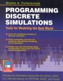 Cover of: Programming Discrete Simulations