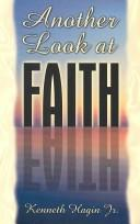 Cover of: Another look at faith
