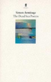 Cover of: The Dead Sea Poems