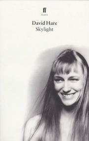Cover of: Skylight by Hare, David